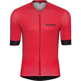 Gonso Cuvo Jersey Men barbados cherry